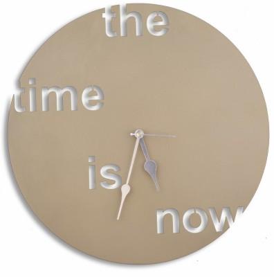 Laser Venue Analog Wall Clock