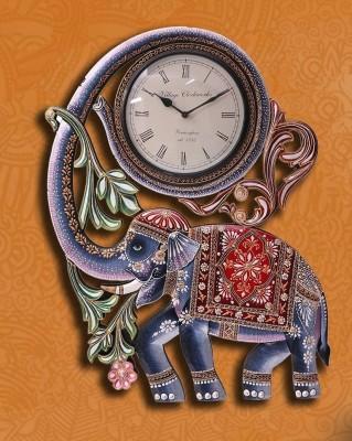 Collectible India Analog 47.5 cm Dia Wall Clock