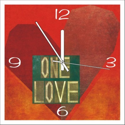 Height Of Designs Analog Wall Clock