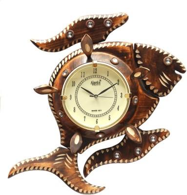 Craftatoz Analog Wall Clock