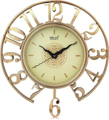 Milan Analog Wall Clock