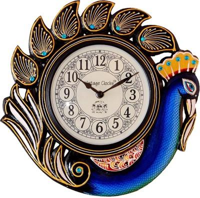 Khushal Analog Wall Clock