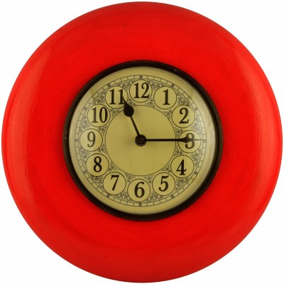 paridhi's Analog Wall Clock