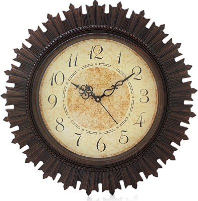 Fiesta Steven 1818 Decorative Analog 46 cm Dia Wall Clock