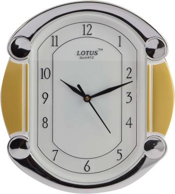 Lotus Digital Wall Clock
