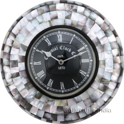 Collectible India Analog 30 cm Dia Wall Clock