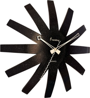 Frankling Analog 38 cm Dia Wall Clock