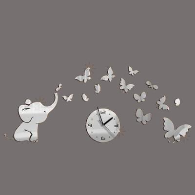 Oddeven Analog Wall Clock