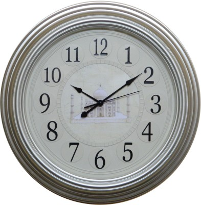 T-meiol Analog 50 cm Dia Wall Clock