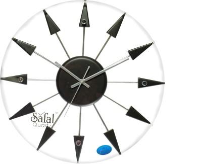 Safal Analog 39 cm Dia Wall Clock