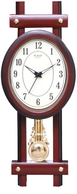 YourChoice Analog Wall Clock Plaza