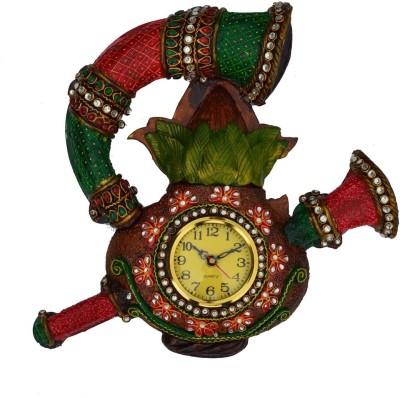 eCraftIndia Analog Wall Clock