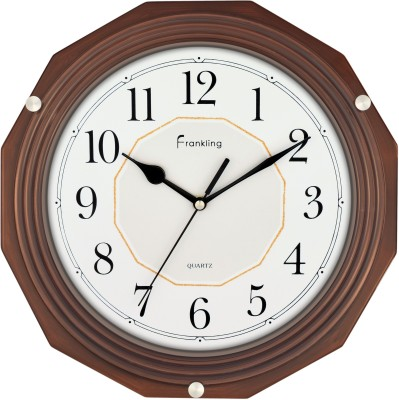 Frankling Analog 32 cm Dia Wall Clock