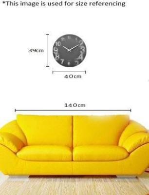 Nextime Analog 39.116 cm Dia Wall Clock