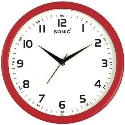 Sonic Jmd Analog Wall Clock