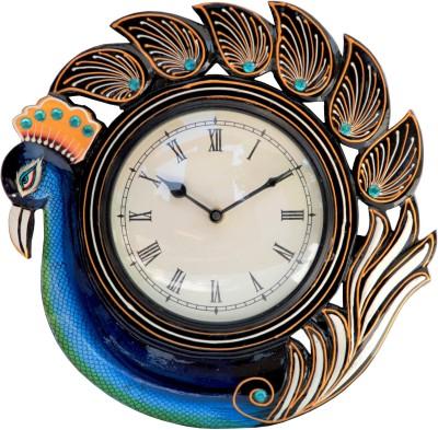 Susheela Art & Craft Analog Wall Clock