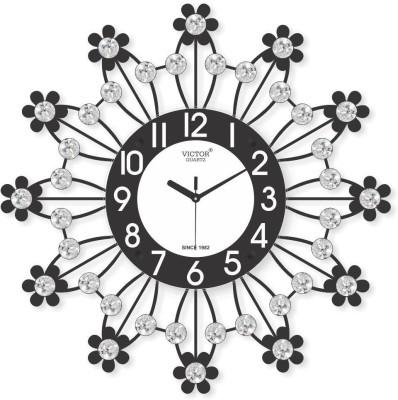 Marshello Analog-Digital 46 cm Dia Wall Clock