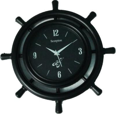 ScorpionV Analog 22 cm Dia Wall Clock