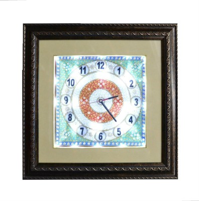 The Ethnic Story Analog Wall Clock