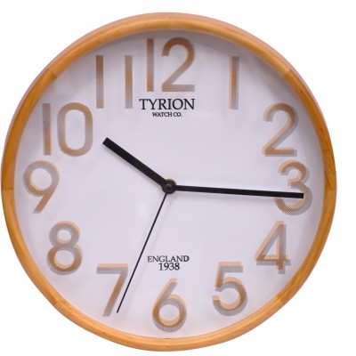 TYRION Analog Wall Clock