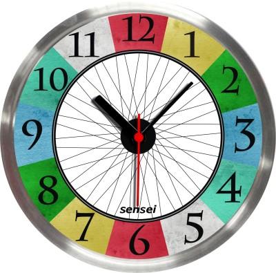 Sensei Analog Wall Clock