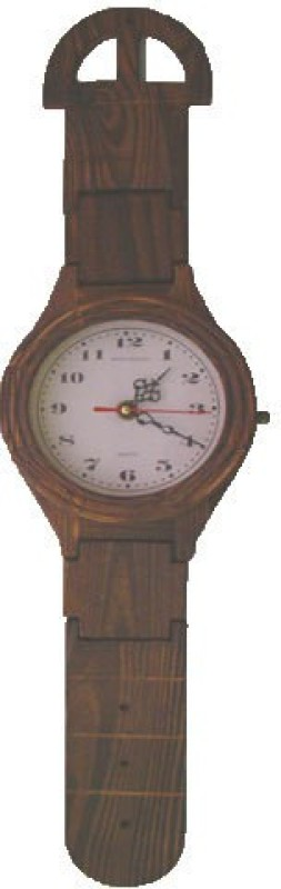 Sasta Analog Wall Clock wooden watch wall clock