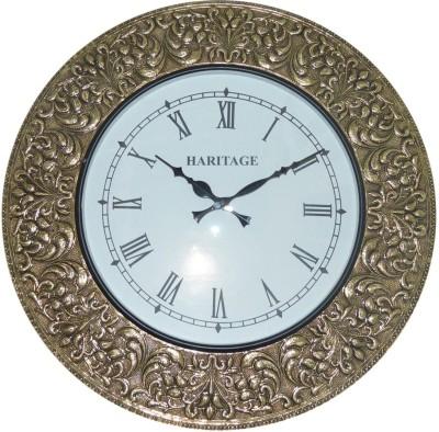 Khushal Analog 30 cm Dia Wall Clock