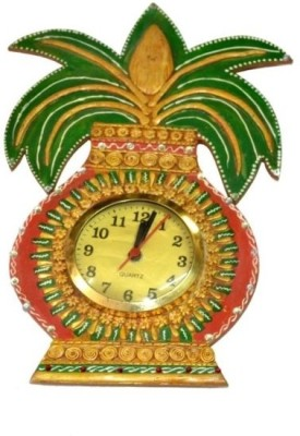 Chitra Handicraft Analog Wall Clock