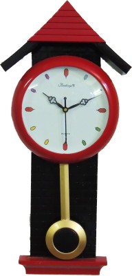 Feelings Pendulum Analog Wall Clock