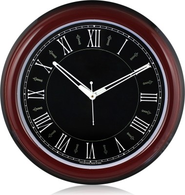 Fiesta Motion005 Royal Roman Color Analog 45 cm Dia Wall Clock