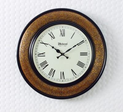 Medieval India Analog 45.72 cm Dia Wall Clock