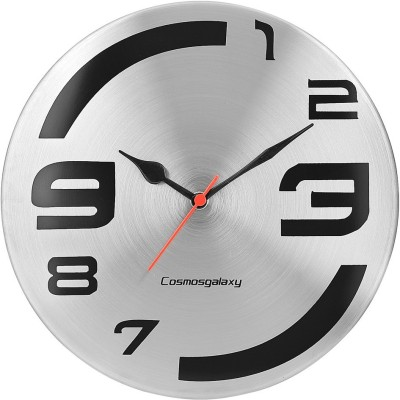 Cosmosgalaxy Analog 25 cm Dia Wall Clock