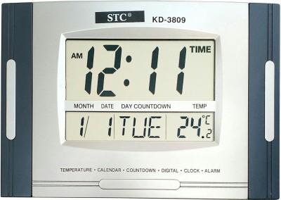 STC Digital Wall Clock
