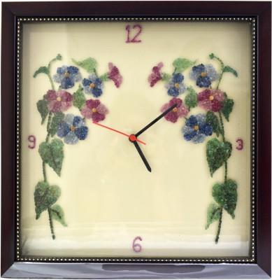 Rishab International Analog Wall Clock