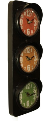 FUNKFRONTIER Analog Wall Clock