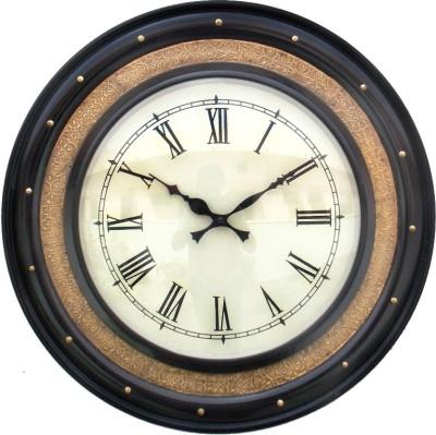 Indune Lifestyle Analog 45 cm Dia Wall Clock