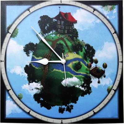 sift collection Analog Wall Clock