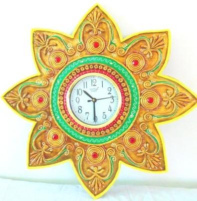 MSK Analog 17 cm Dia Wall Clock