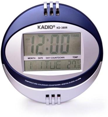 k-mart Digital 30 cm Dia Wall Clock