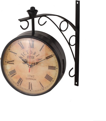 Bazaar Pirates Analog 8 cm Dia Wall Clock