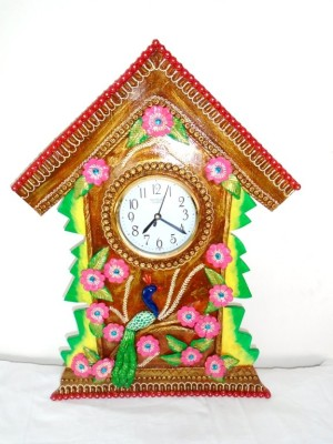 msk Analog Wall Clock