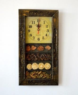 Alankrit Analog Wall Clock