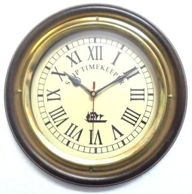 AGELESS AZYRA Analog 30 cm Dia Wall Clock