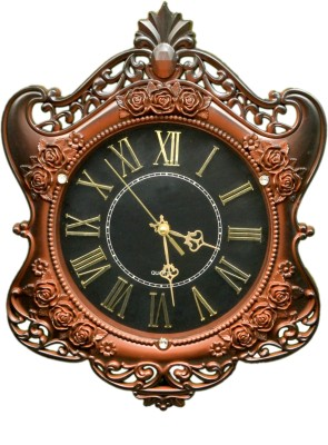 Wallace Royal9349-Designer Analog 45 cm Dia Wall Clock