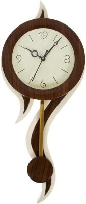 Urban Monk Creations Analog Wall Clock