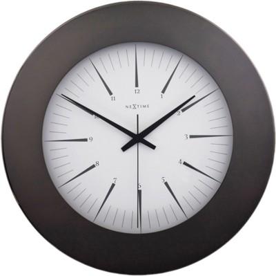 Nextime Analog 45.72 cm Dia Wall Clock