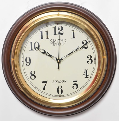 Smith Enfield London Analog 30 cm Dia Wall Clock