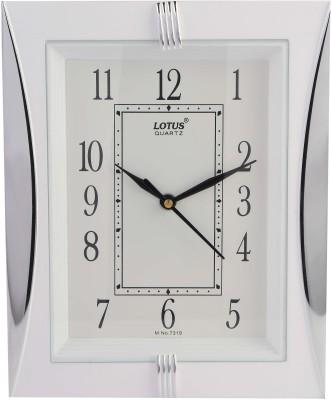 Lotus Analog Wall Clock