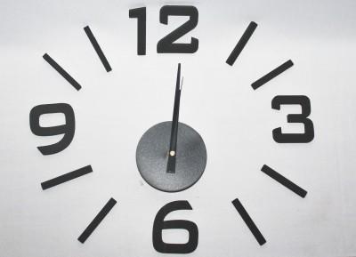 HOMMY DIY Word Wall Clock