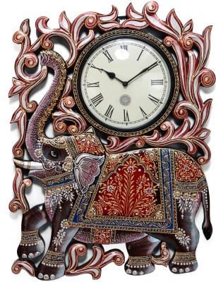 Collectible India Analog 60.0 cm Dia Wall Clock